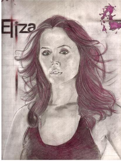 Eliza Dushku by Nicko22